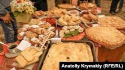 Оракъ Тойу под кенассой: как крымские караимы в Симферополе отмечали Праздник урожая (фотогалерея)