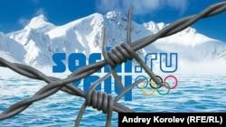 Russia--Sochi. Olympics prison