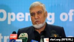 خانجان الکوزی معاون اتاق تجارت و صنایع افغانستان