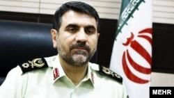 حسین ساجدینیا، فرمانده انتظامی تهران بزرگ