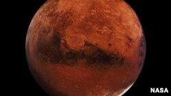 Марс планетасы.