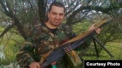 Artur Gasparian Ukraynada
