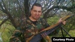 Армянин-доброволец, воевавший на стороне сепаратистов в Донецке