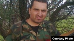 Доброволец из Армении, воевавший на стороне ДНР, Артур Гаспарян.