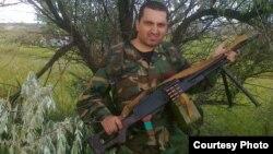 Артур Гаспарян, екс-бойовик угруповання «ДНР»