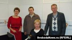 Russia--Peskova, Ivanov, Rozhkova, Anikeev for Lyalenkova, 23Dec2011