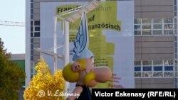 Printre cărți și oameni la Tîrgul Internațional al Cărții de la Frankfurt