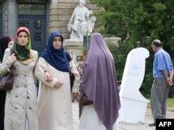 Germaniýadaky musulmanlar.