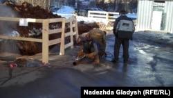 Коммунальные рабочие Ижевска постоянно в состоянии аврала