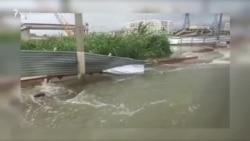 Керчь ушла под воду. Как город борется с потопом (видео)
