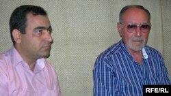 Rövşən Ağayev və Oqtay Haqverdiyev