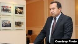 Заместитель премьер-министра Узбекистана Улугбек Розикулов.