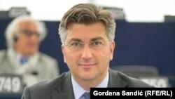 Андрей Пленкович, хорватський євродепутат, голова Комітету парламентської співпраці між Україною та ЄС