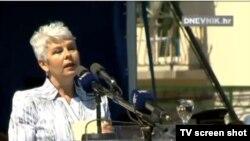 Хрватската премиерка Јадранка Косор