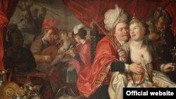 Одна з викрадених картин Якоба Вабена «Жіночий світ», 1622 рік