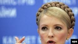 Юлия Тимошенко вновь в центре газового скандала