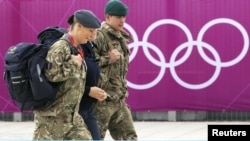 The new deployment brings to some 18,200 Britain's total announced military deployment to protect the games.