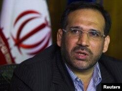 شمس الدین حسینی، وزیر اقتصاد ایران