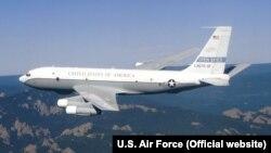 ԱՄՆ ռազմաօդային ուժերի Boeing OC-135B օդանավ, արխիվ