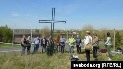 В Белоруссии акция памяти жертв Чернобыля, 26 апреля 2014