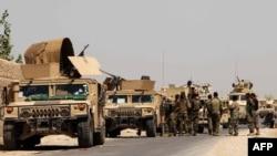 Afganistanske snage sigurnosti, 2016.