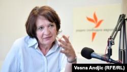 Vesna Rakić Vodinelić, april 2016.