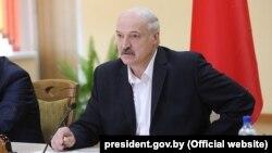 Александр Лукашенко на одном из правительственных совещаний