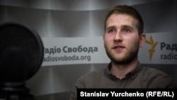 Украинские журналисты в Крыму. Тарас Ибрагимов (повтор)