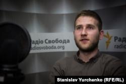 Тарас Ибрагимов – журналист, работающий в Крыму