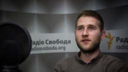 Gazetari ukrainas, Taras Ibragimov.