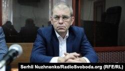 Сергій Пашинський на суді, Київ, 7 жовтня 2019 року