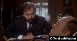 """Кадр из фильма """"Семипроцентный раствор"""", 1976"""