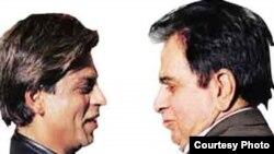 شاه رخ خان او دلیپ کمار