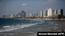 Плажа во Тел Авив