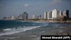 Шаҳри Тел-Авив, пойтахти Исроил