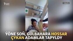 Türkiýede agyr ýagdaýda hassahana düşen Gülbahar öýüne dolanmak isleýär
