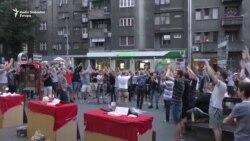 Beograd: Novi incident na festivalu 'Mirdita, dobar dan'