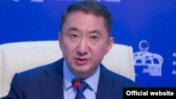 Нурлан Алдабергенов, в бытность членом коллегии (министром) по конкуренции и антимонопольному регулированию Евразийской экономической комиссии (ЕЭК).