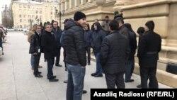 Суд Ильгара Мамедова 18.11.2016