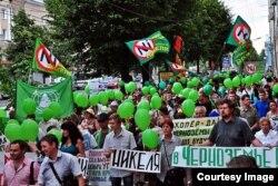 Хоперские протесты. Лето 2013 года