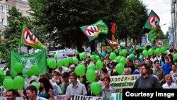 Россия в движении: Экологические вахтёры