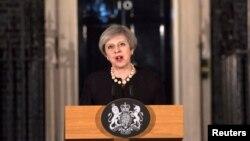 Tereza Mej: Stanovnici Londona se neće predati strahu