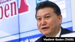 Kirsan Ilyumzhinov (file photo)