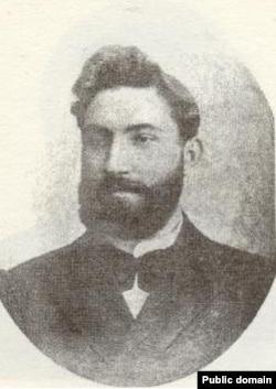 Алексей Кулабухов, кубанский казачий политик, обвиненный в сепаратизме и повешенный в 1919 году деникинцами