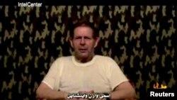 Воррен Вайнштайн під час перебування у заручниках в ісламістів