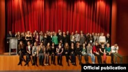 «LET'S CEE» film festivalının iştirakçıları / Foto: LET'S CEE