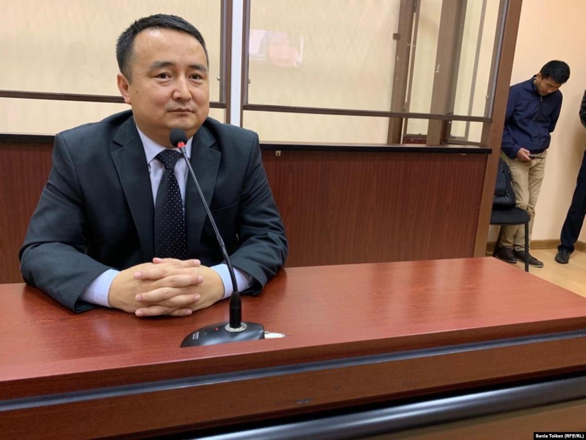 Majlis Podcast: On Trial In Kazakhstan For Defending Kazakhs In China
