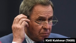 Vladimir Gorodetsky is the fourth regional leader to be dismissed this week. (file photo)