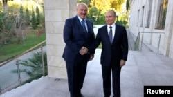 Ռուսաստանի և Բելառուսի նախագահների հանդիպումը Սոչիում, 7-ը դեկտեմբերի, 2019թ․