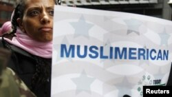 """""""Today, I Am A Muslim, Too"""", Nyu York şəhəri, 6 mart 2011"""
